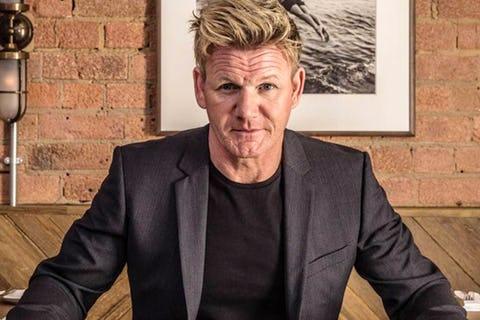 Gordon Ramsay's restaurant group reports losses of £5.1 million