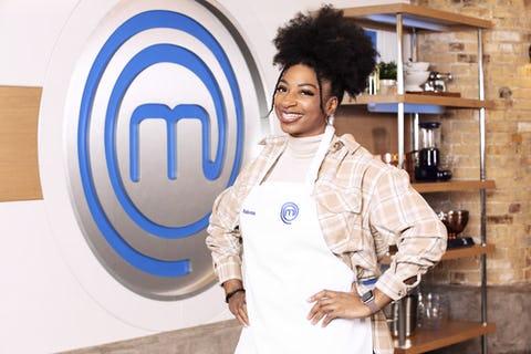 Who won Celebrity MasterChef 2021? Kadeena Cox announced as series champion