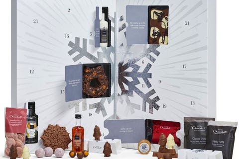 Best luxury advent calendars: gourmet food and drink options for lovers of the finer things in life
