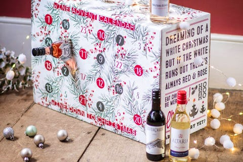 The best wine advent calendars for 2021