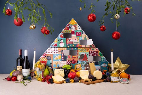 The best cheese advent calendars to buy in 2021