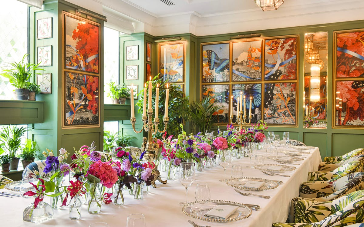 16 of the best private dining rooms in Birmingham for exclusive events