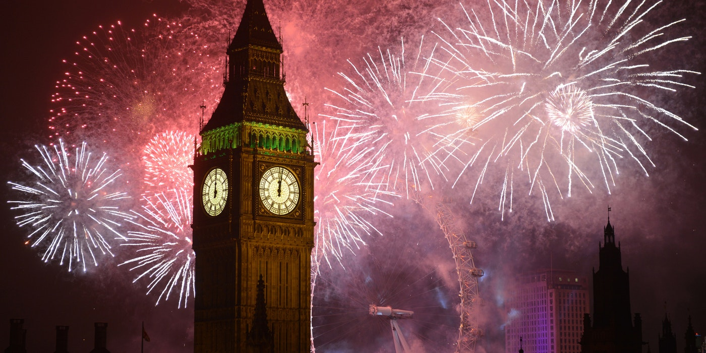 Where to celebrate New Year in London: The best places to wave goodbye to 2019