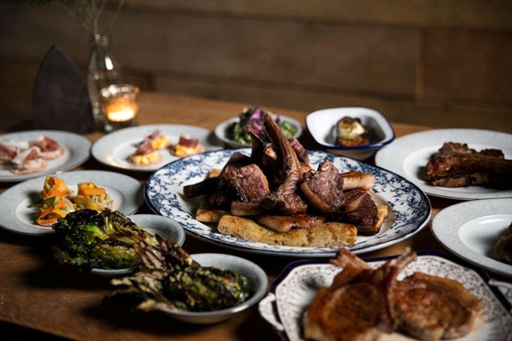 Sunday roasts London restaurant bar