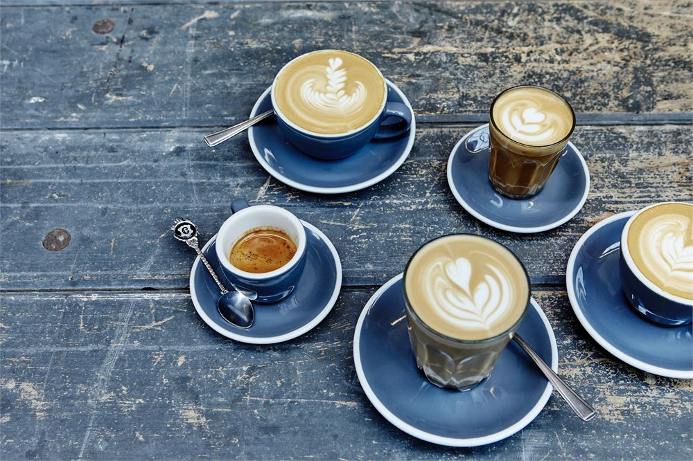 12 London coffee shops and cafés we can't get enough of