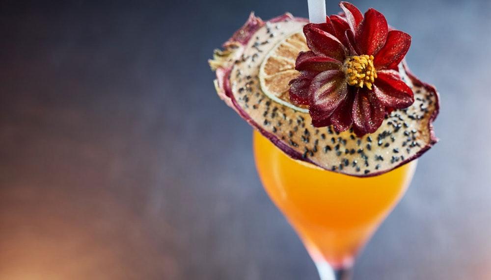 Evita cocktail Lima