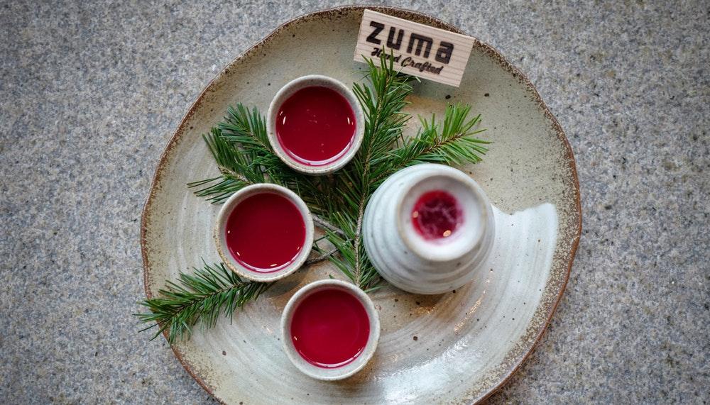 The Tokyo Toddy cocktail Zuma