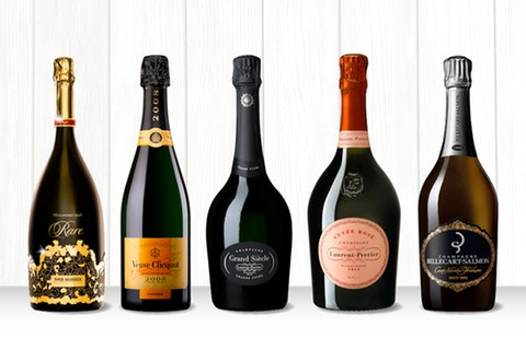 10 Restaurants with the best Champagne lists in London