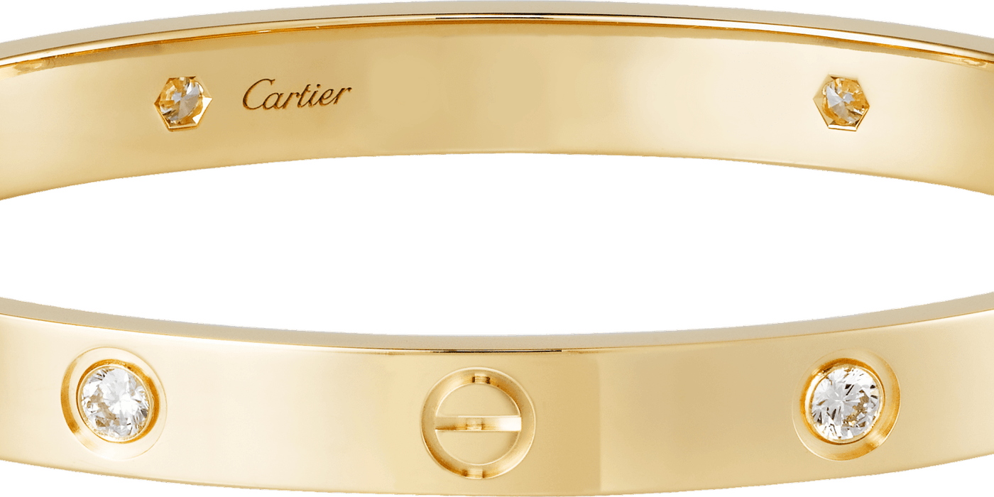 Give your loved one the gift of Cartier this Valentine's Day