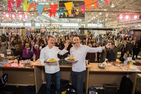 Get free tickets to London's Eat & Drink Festival 2019 with SquareMeal