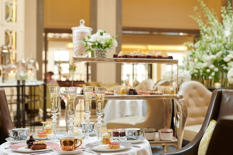 11 brilliant places for afternoon tea in Covent Garden