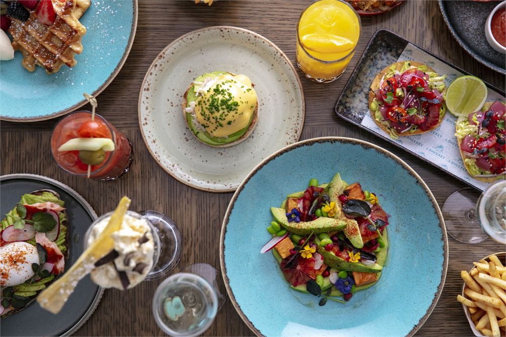 10 places to go for brunch in Covent Garden