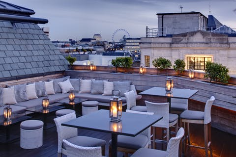 16 of the best rooftop restaurants in London to enjoy some summer sunshine at