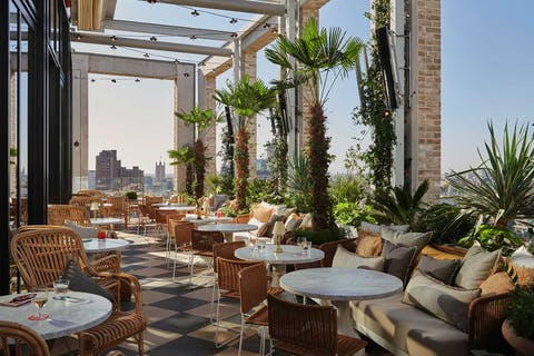 11 of the best rooftop restaurants in London to enjoy some summer sunshine at