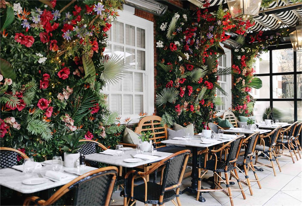 Al fresco dining in London: the best outdoor spaces