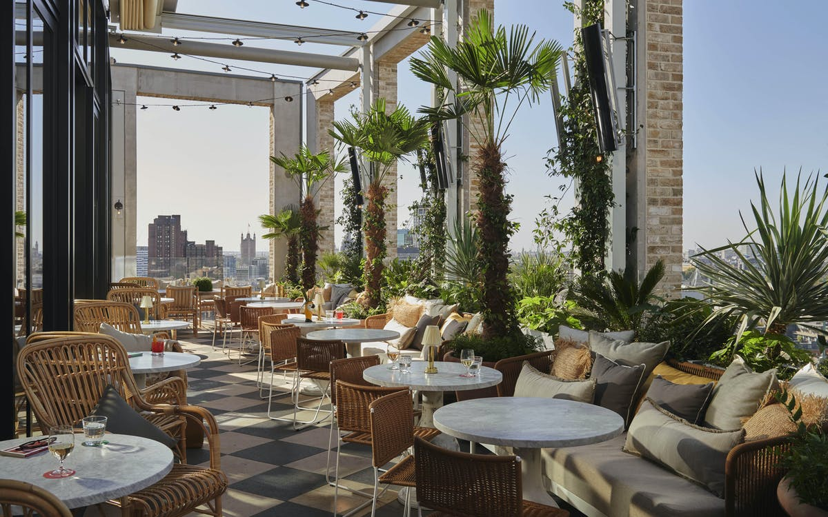 34 of the best outside restaurants in London with terraces perfect for al fresco dining