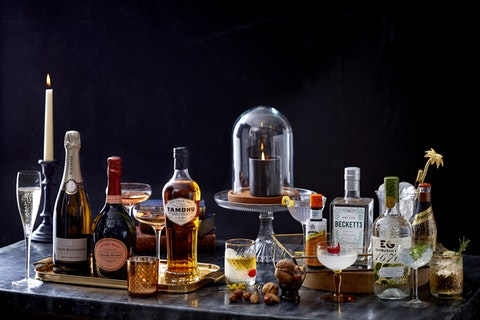 Easy Christmas cocktails and drinks to serve this Christmas
