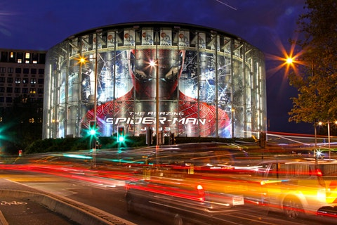 Block buster hospitality: treat your clients or staff to a private film screenings at the BFI IMAX