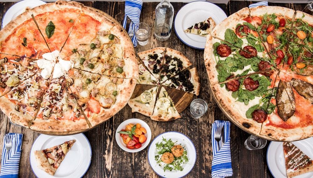 Pi Pizza pizza