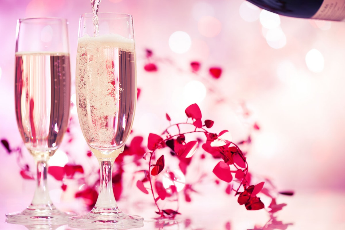 The Best Pink Champagnes