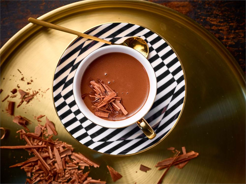 A secret hot chocolate salon is coming to London