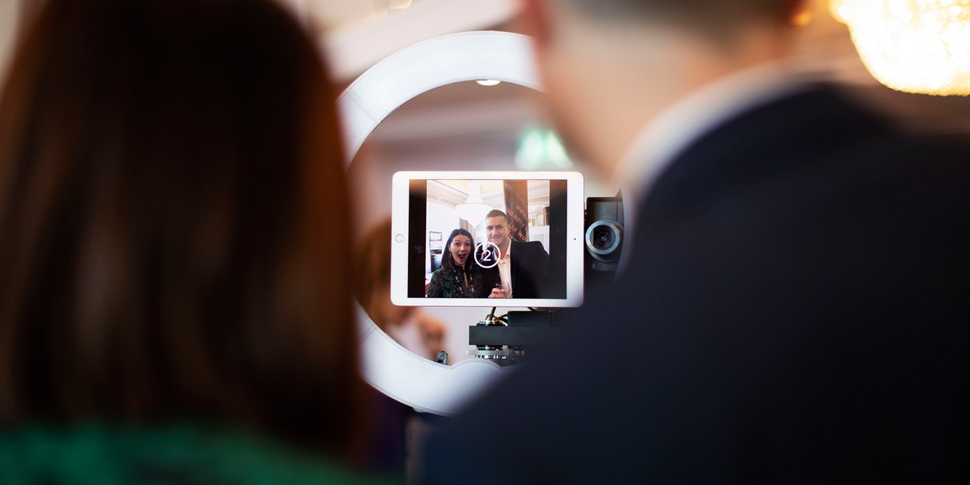 You can now have a Selfiebot at your next event