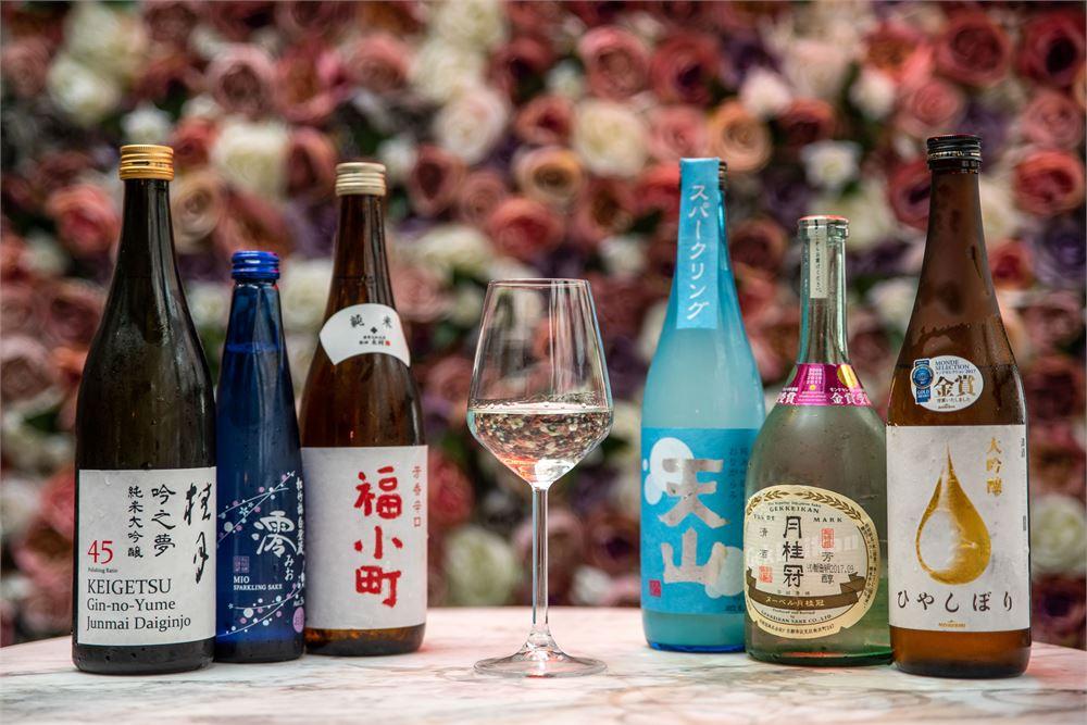 Sake lineup