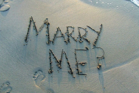 Utterly romantic proposal ideas for when you pop the question