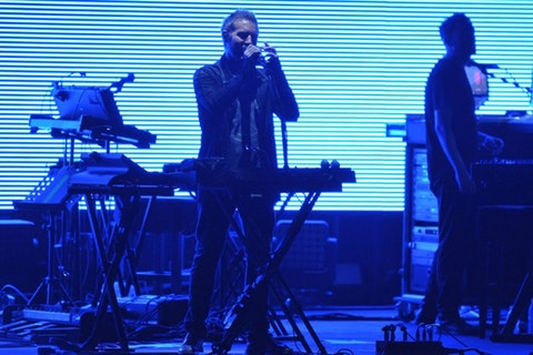 Massive Attack are building their own venue for their reunion concert – this is what it looks like