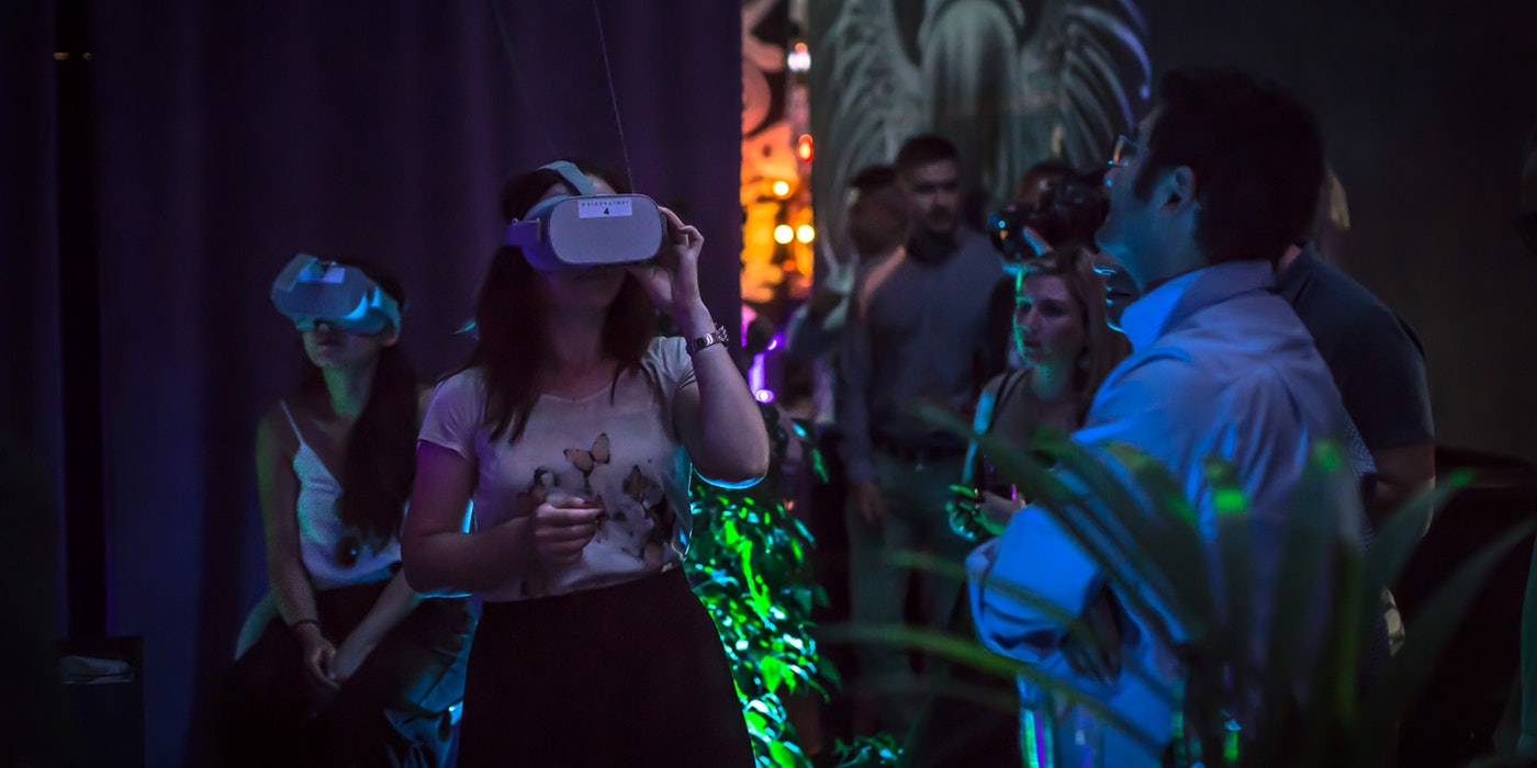 This is why you need sensory immersion at your next event