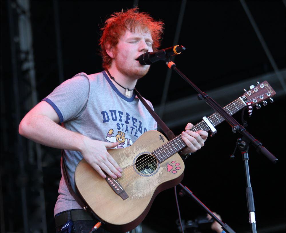 Ed Sheeran has quietly opened a restaurant in Notting Hill