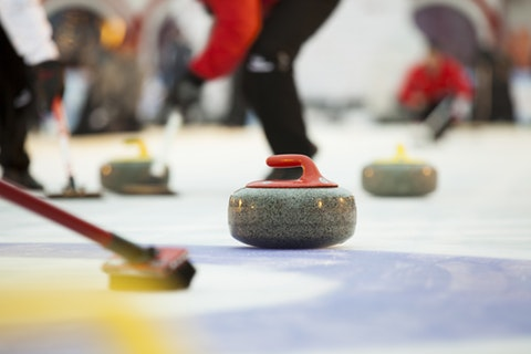 Go curling for your next team building outing – now