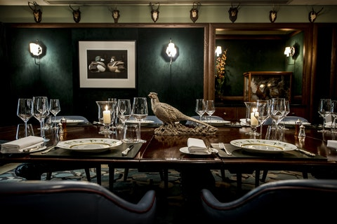 Go on a gastronomic tour of Ireland… in Mayfair