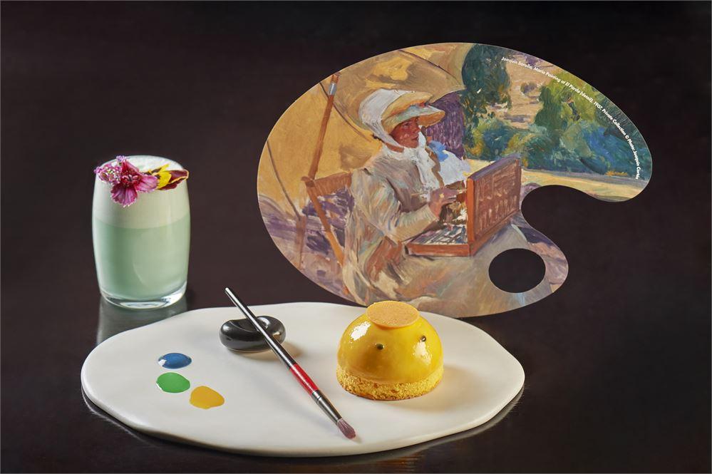 Aqua Nueva will serve edible art as part of its new menu