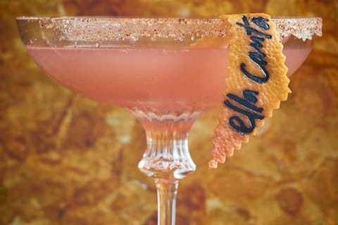 Join a Margarita masterclass at Mayfair's Ella Canta