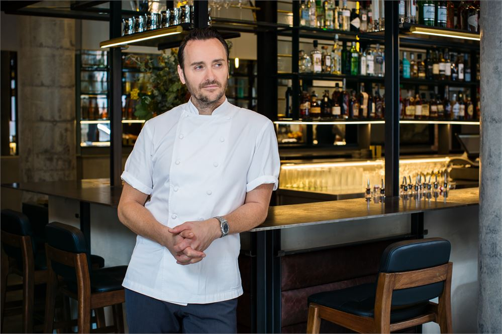Jason Atherton gathers a team of top chefs for City Social's 5th anniversary dinner
