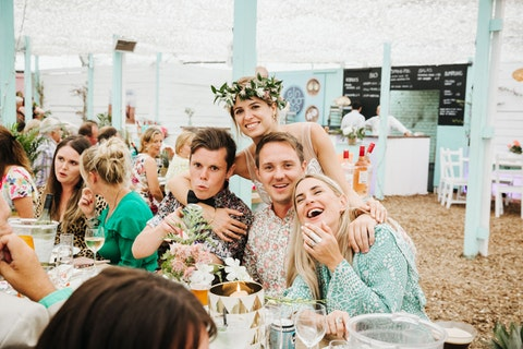Fulham beach returns for another year of fun and frolics