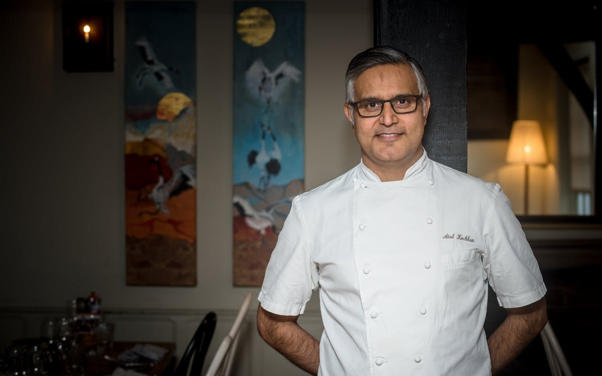 "Atul Kochhar interview: ""Nowhere in the world comes close to Indian food in London"""