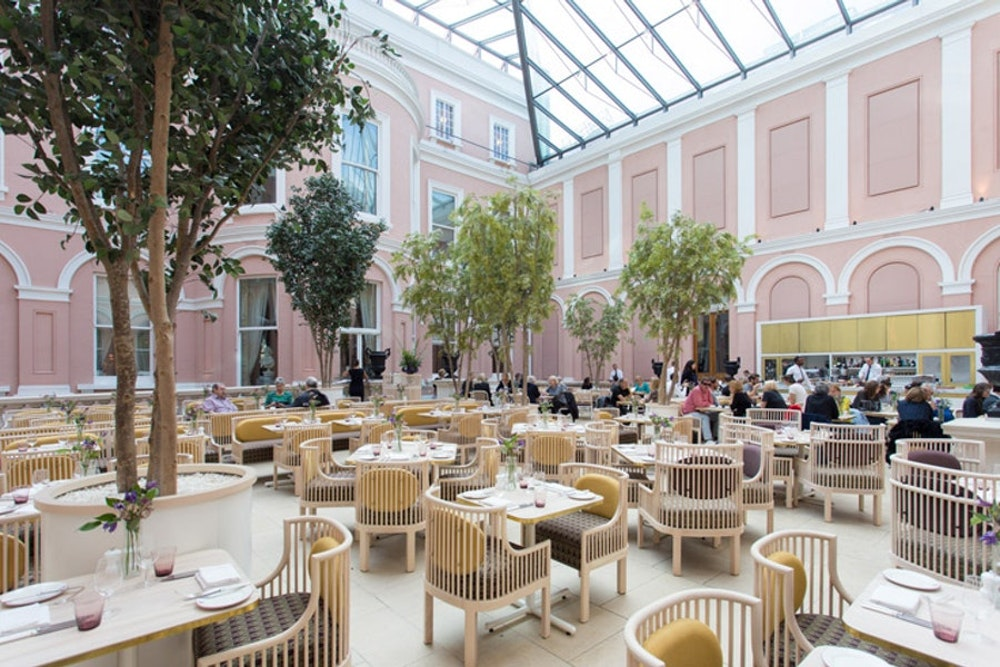 Pretty in pink: Must-try pink restaurants in London
