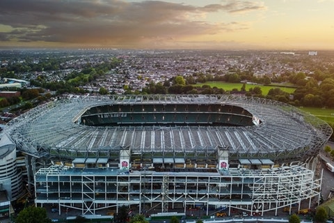 Twickenham Stadium launches new outdoor event space, The Patch