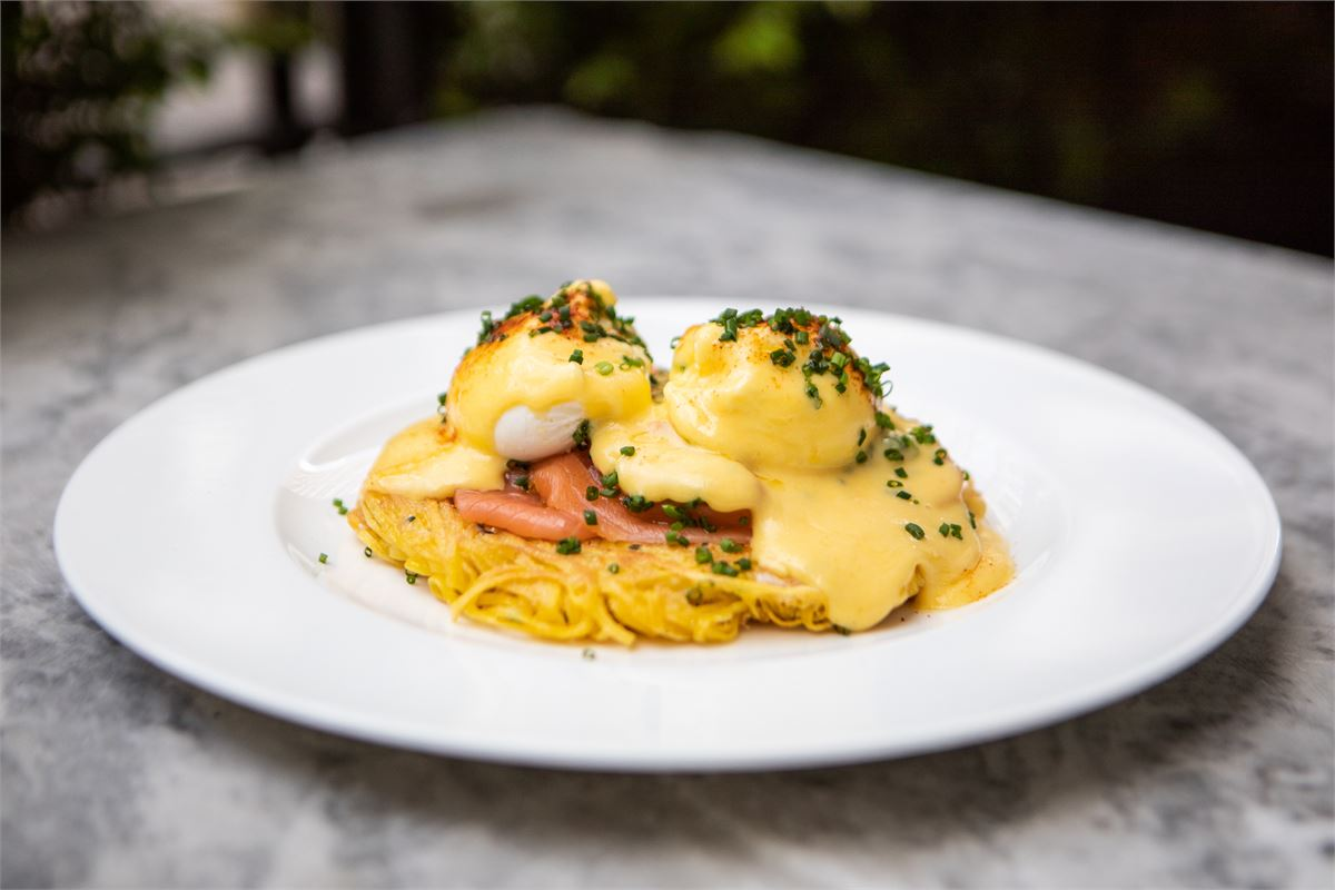 This London restaurant is launching a pasta brunch