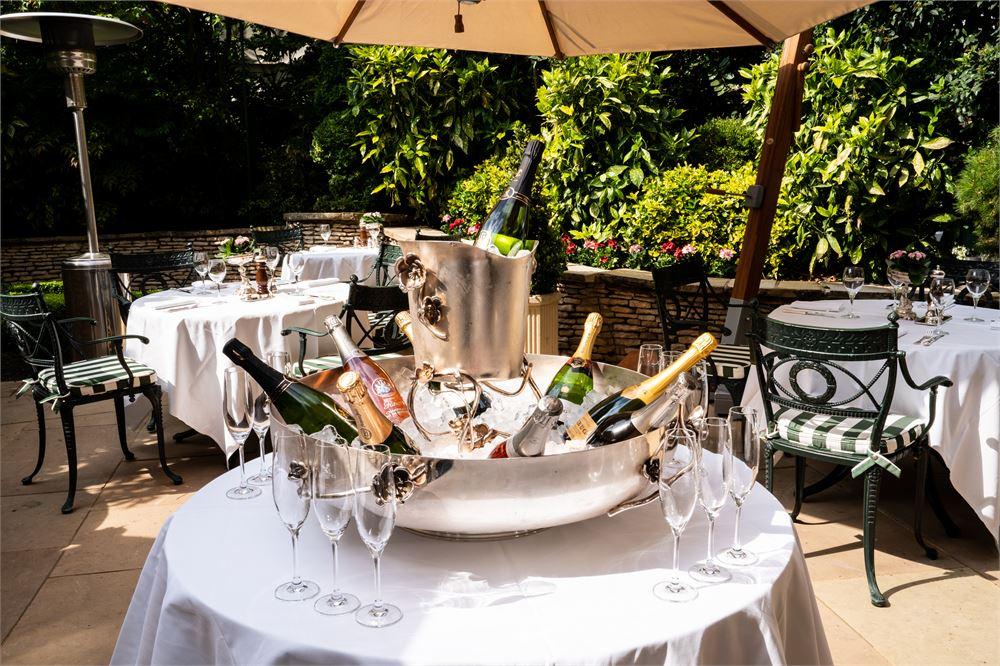The Ritz Unveils Their Secret Garden Bar