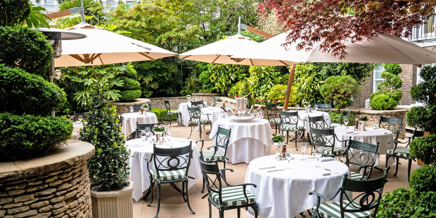 The Ritz unveils its Secret Garden Bar
