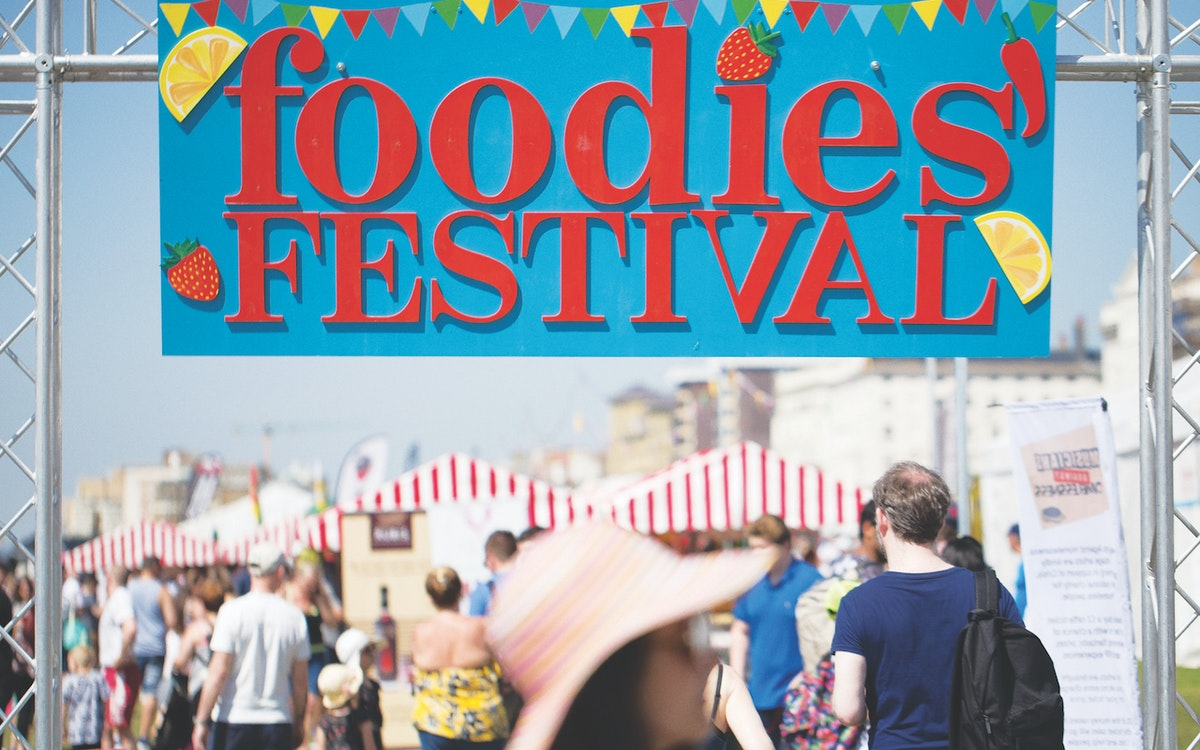 Win one of five pairs of tickets for the Syon Park Foodies Festival
