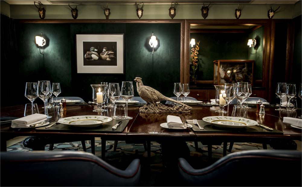 Private dining in Mayfair: 13 jaw-dropping spaces