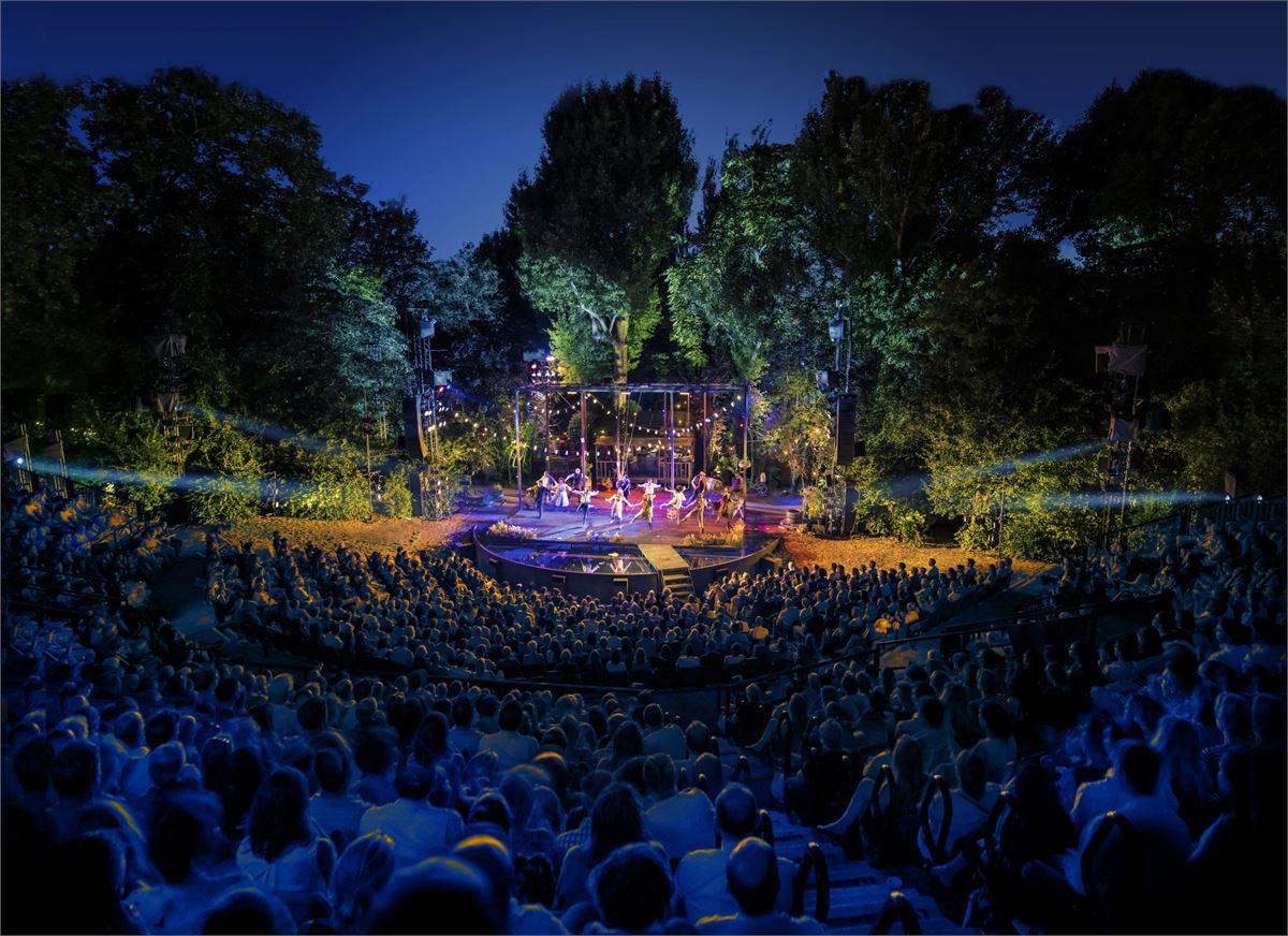 Here's why you should take a trip to Regent's Park Open Air Theatre this summer