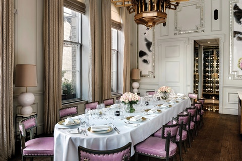 The 12 best private dining rooms in Marylebone