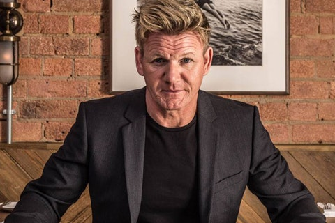 Gordon Ramsay's restaurant group announces profits of £500,000