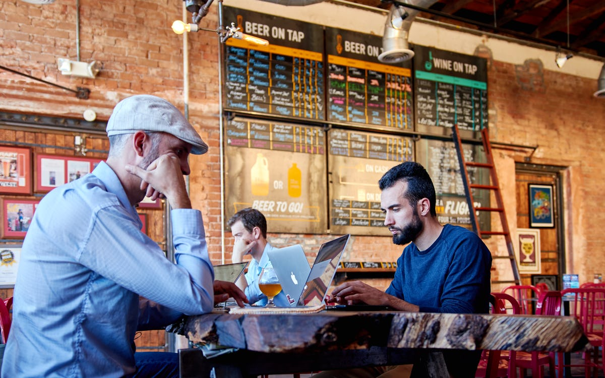 London restaurants pave the way when it comes to coworking