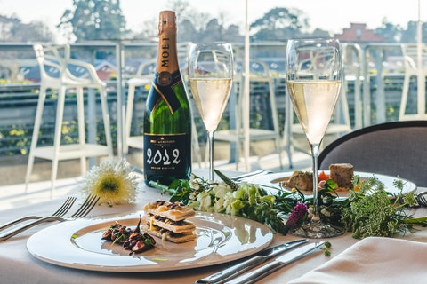 Moët & Chandon and Ascot Racecourse announce partnership that combines nearly 600 years of tradition